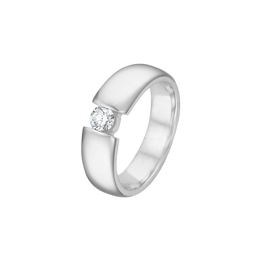 CHRIST Solitaire Damenring 84868191