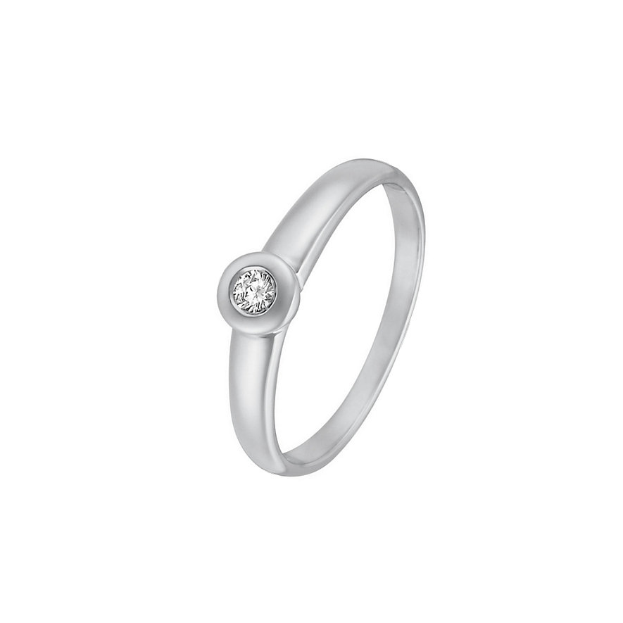 CHRIST Solitaire Damenring 84928844