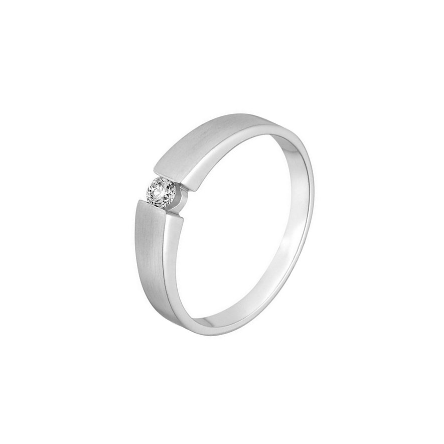 CHRIST Solitaire Damenring 84985422