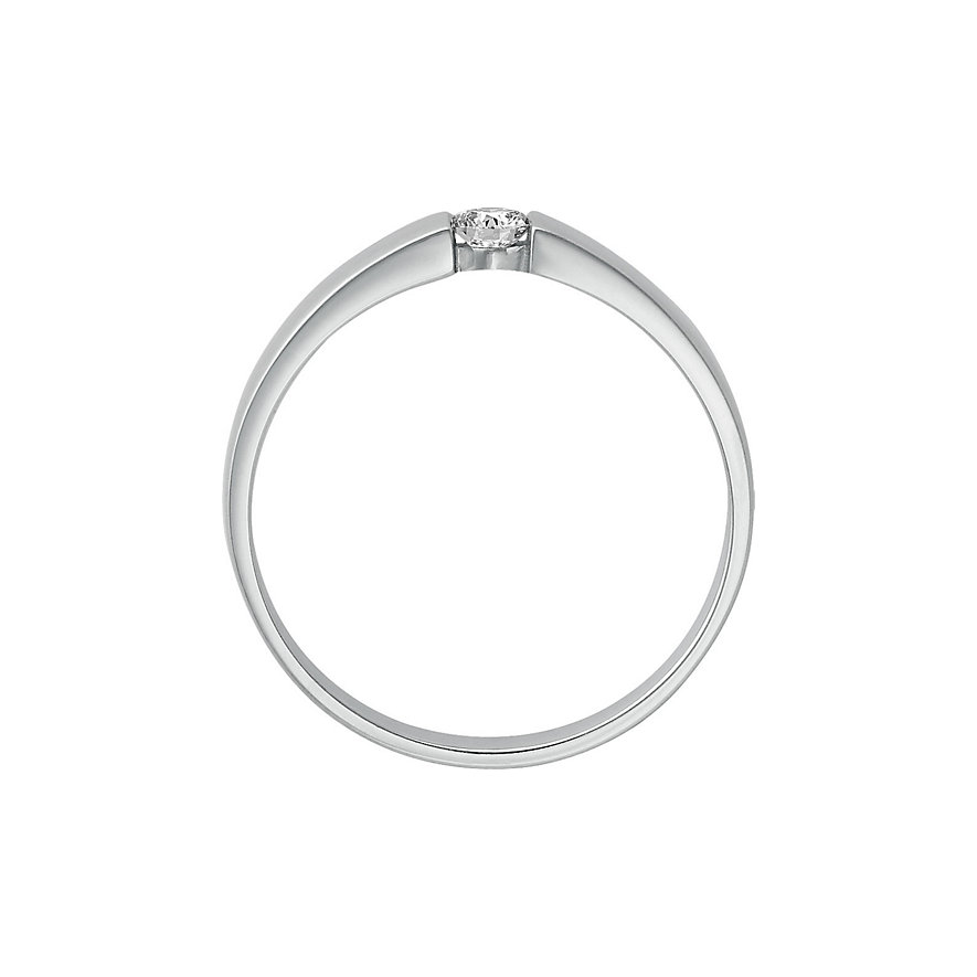 CHRIST Solitaire Damenring 84985465