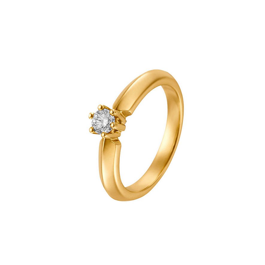CHRIST Solitaire Damenring 85240110
