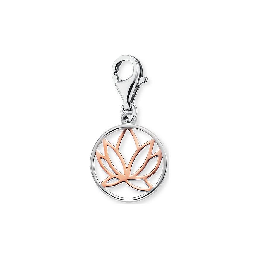 Engelsrufer Charm Charm Lotus Bicolor