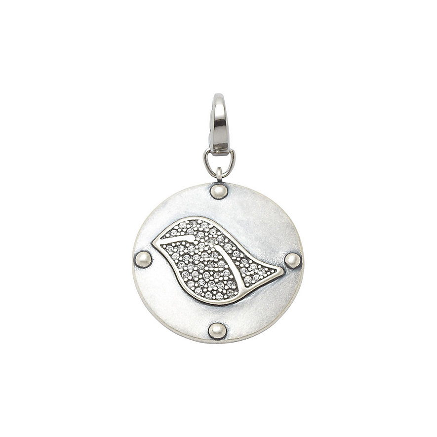 Fossil Charm Vogel JF87829040