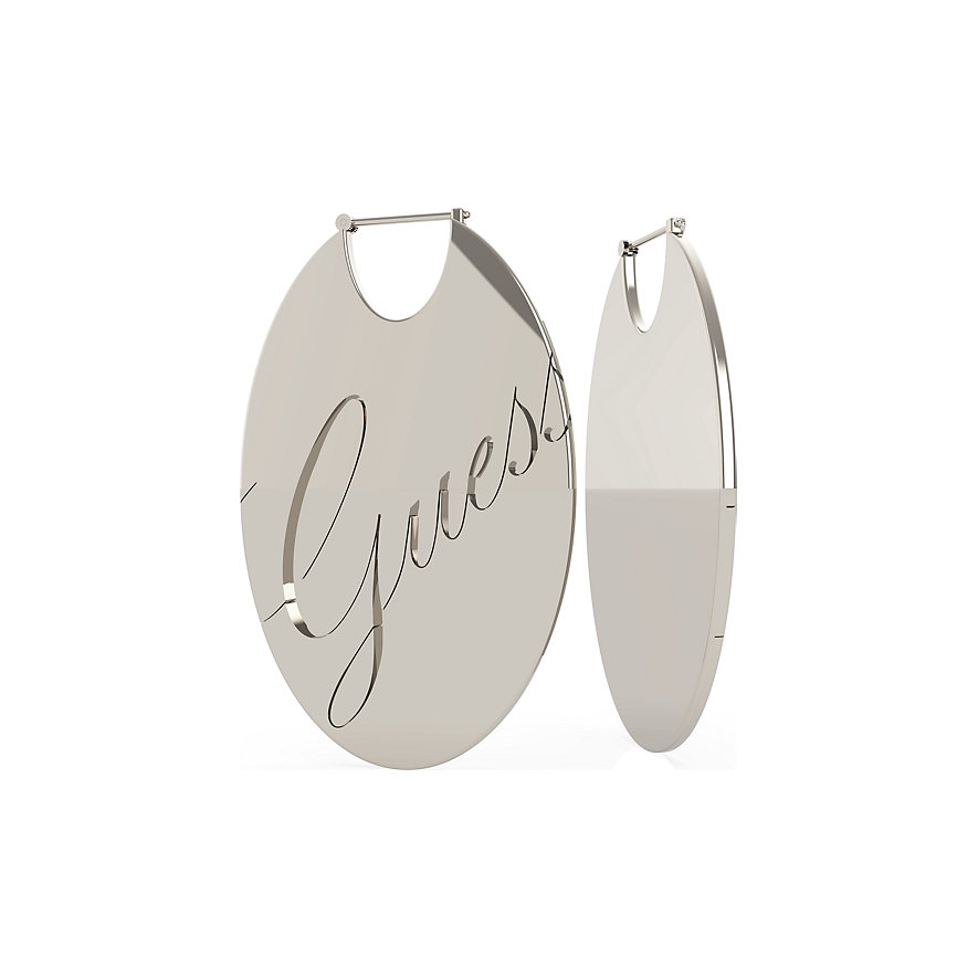Guess Creole Guess Full&oval Hoop