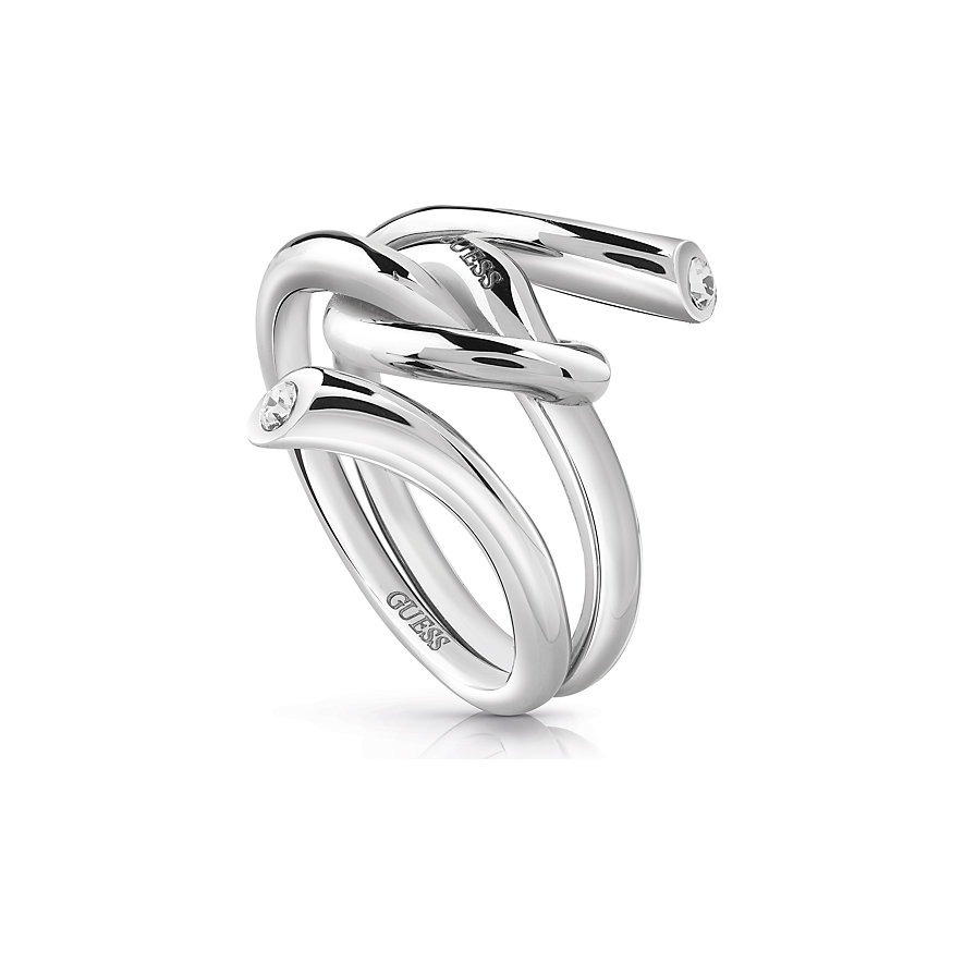 Guess Damenring Wrapped Knot UBR29000
