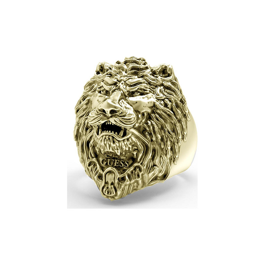 Guess Herrenring Lion Head JUMR78001JW