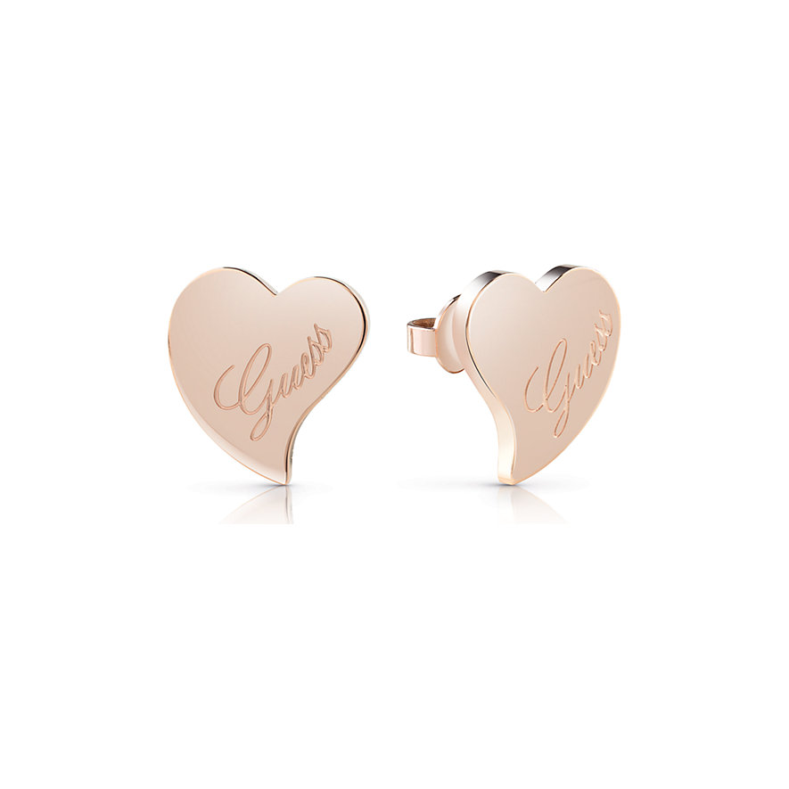 Guess Ohrstecker Guess Love UBE28048
