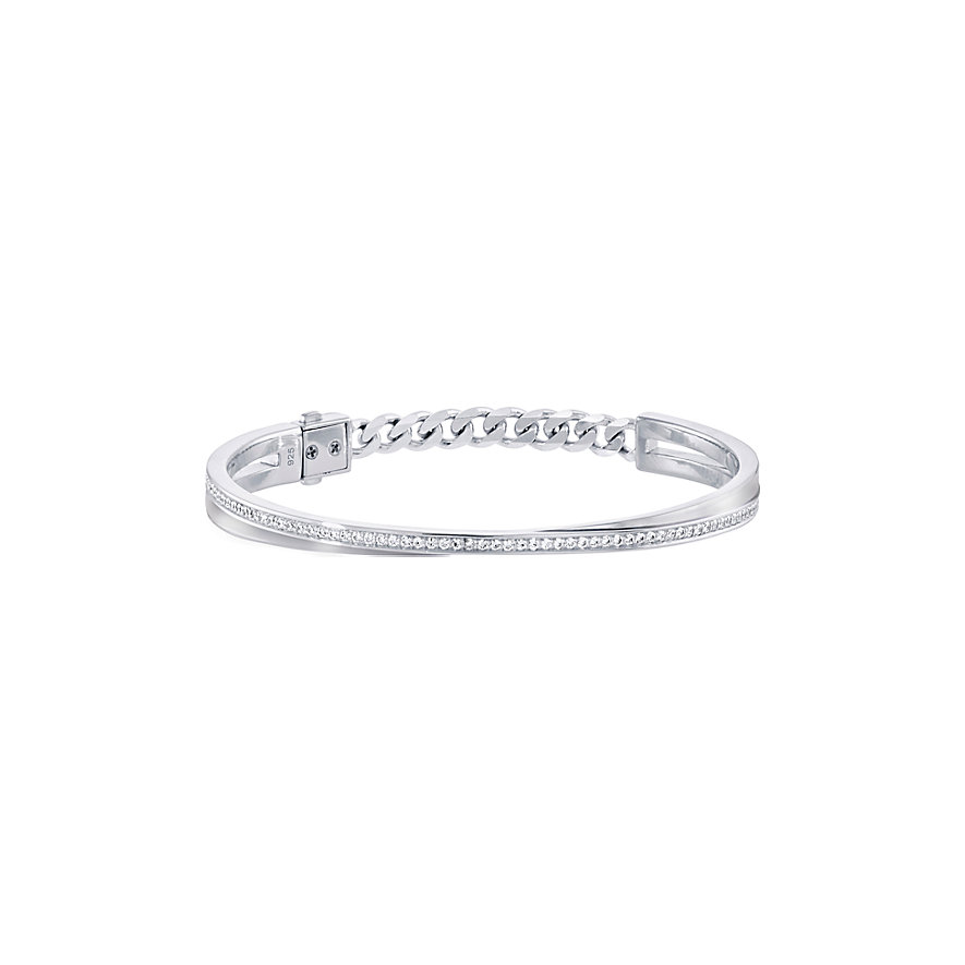 JETTE Silver Armreif 87009378