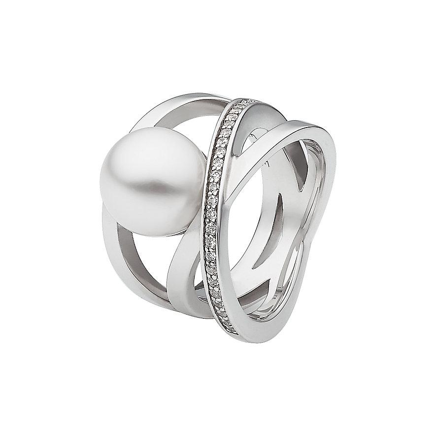 JETTE Silver Damenring 60079617