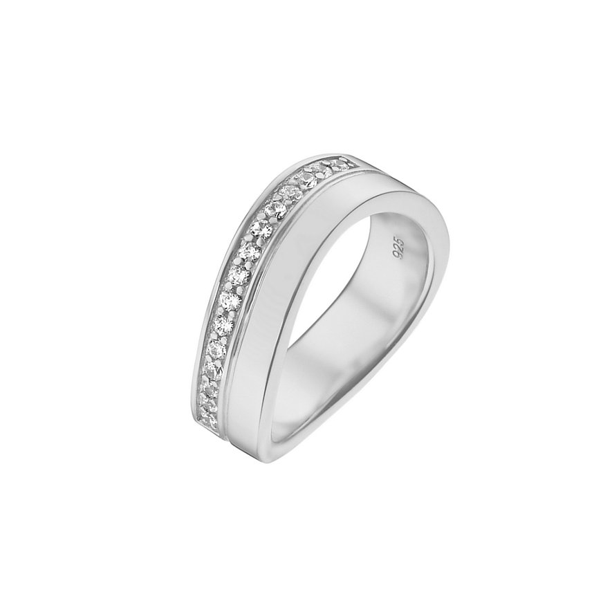 JETTE Silver Damenring Free Spirit 86736306