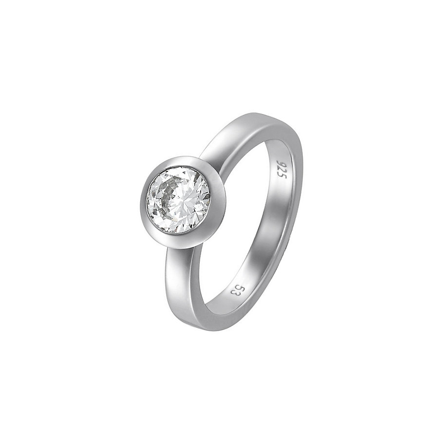 JETTE Silver MAGIC GLAM Damenring 60056730