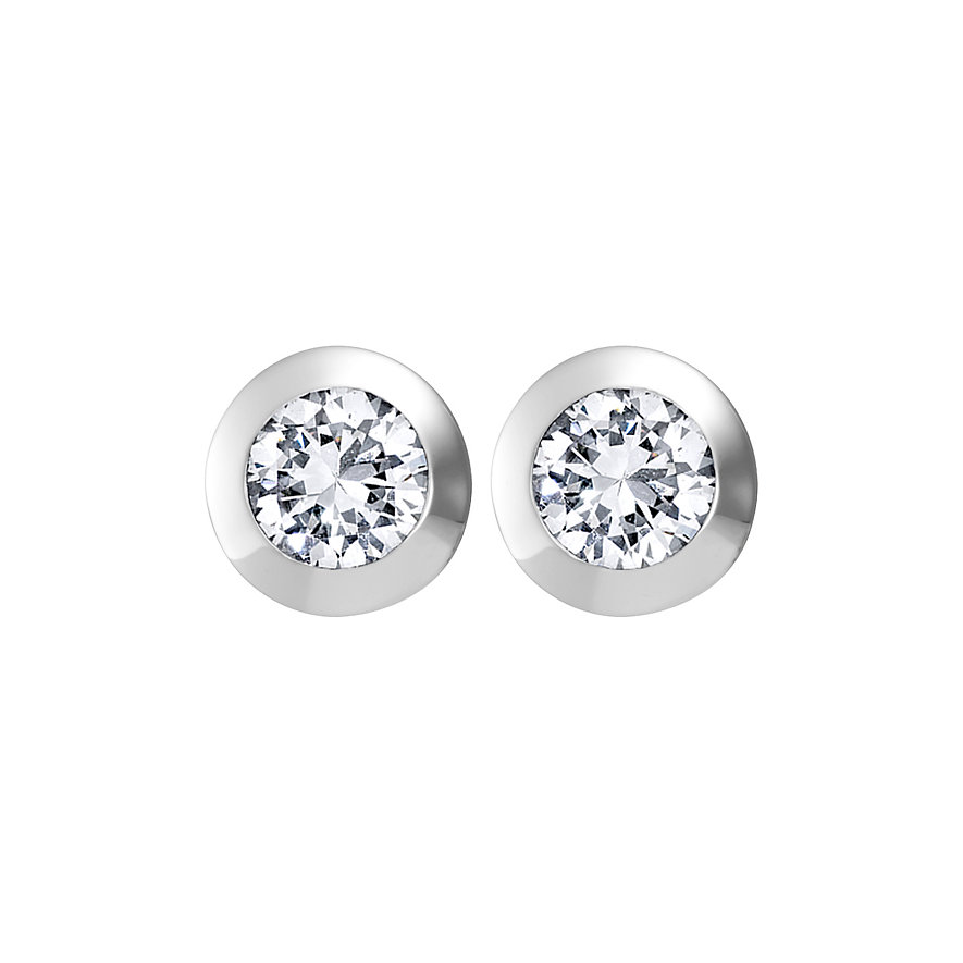 JETTE Silver MAGIC GLAM Ohrstecker 86118068