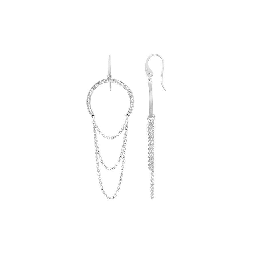 JETTE Silver Ohrhänger Eternal 86881624