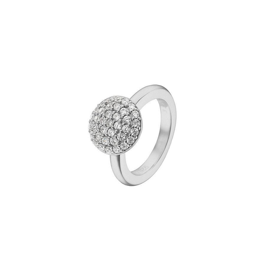 JETTE Silver PRECIOUS BOWL Damenring 31200820