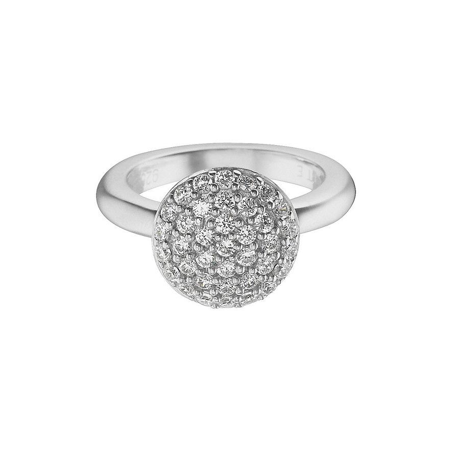 JETTE Silver PRECIOUS BOWL Ring
