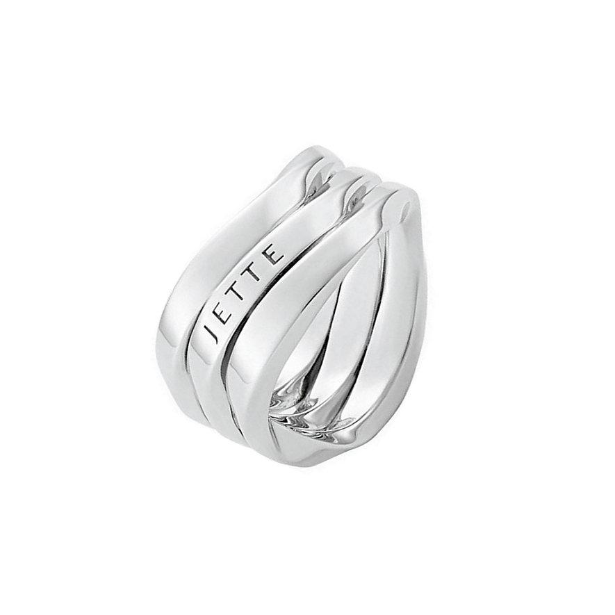 JETTE Silver VERVE Damenring 60056226