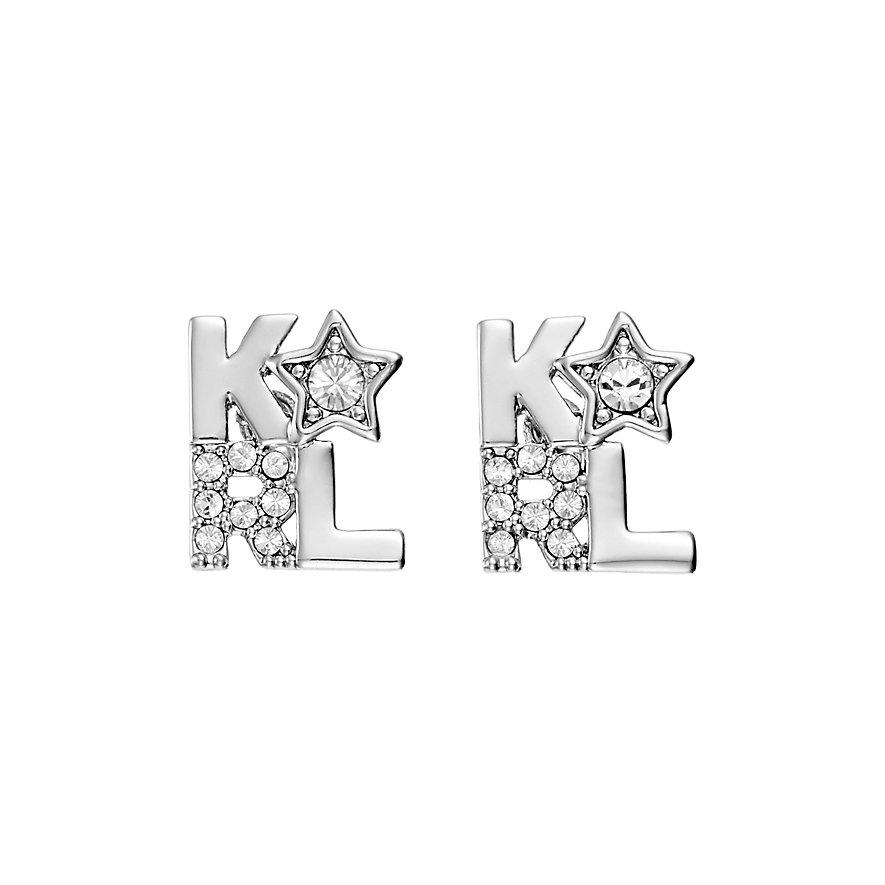 Karl Lagerfeld Ohrstecker Bold Star 5483576