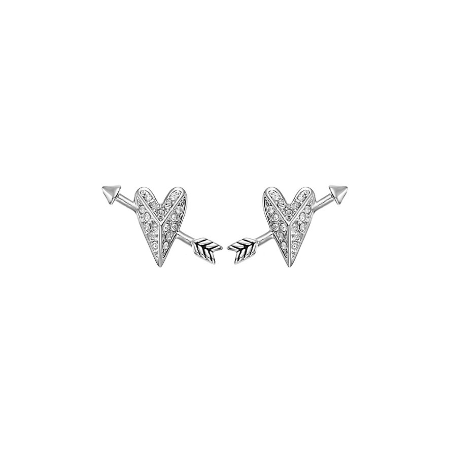 Karl Lagerfeld Ohrstecker Hearts And Arrows 5483598