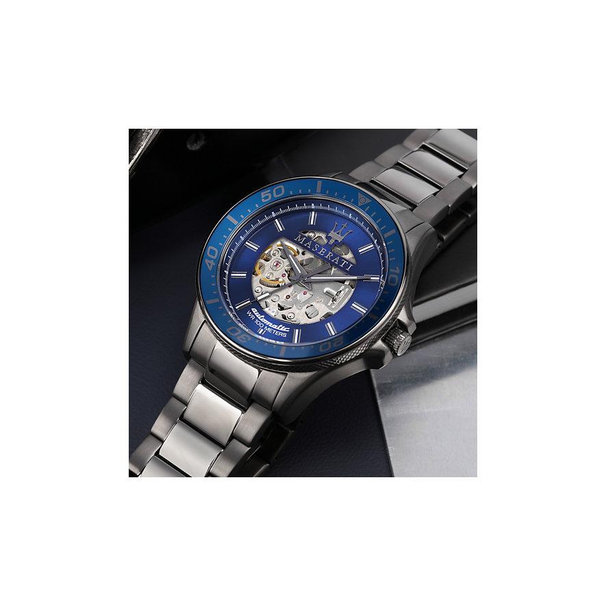 Maserati Herrenuhr Sfida R8823140001