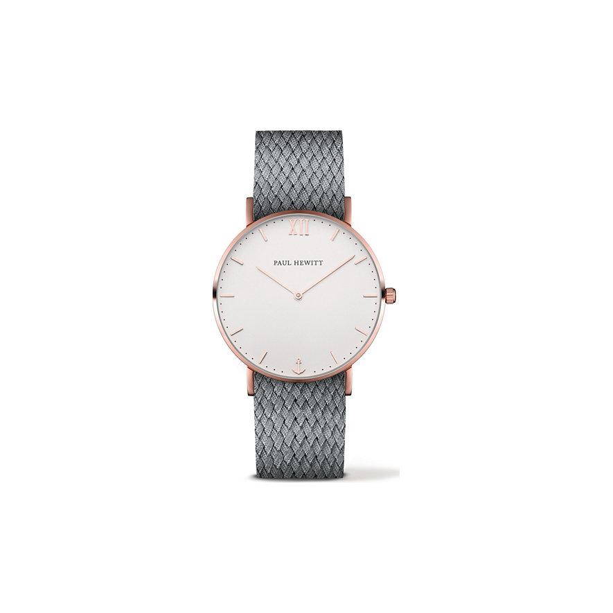 Paul Hewitt Uhr Sailor Line White Sand PH-SA-R-Sm-W-18