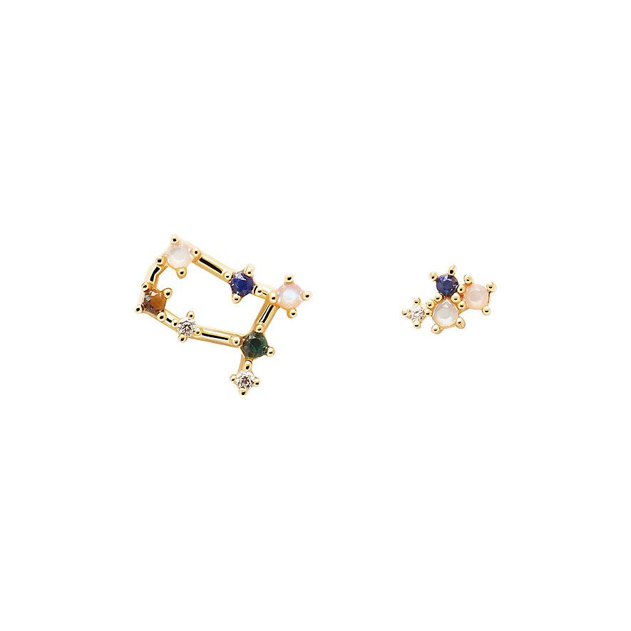 PD Paola Ohrstecker Zodiac Zwilling AR01-406-U