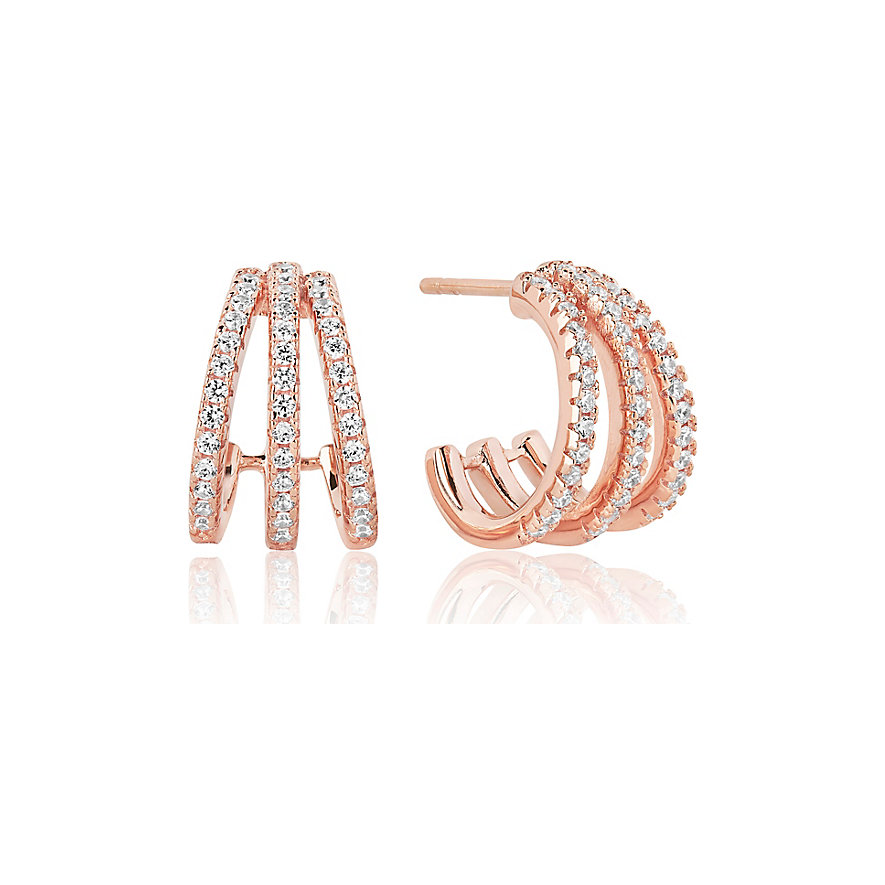 Sif Jakobs Jewellery Creolen SJ-E1068-CZ-RG