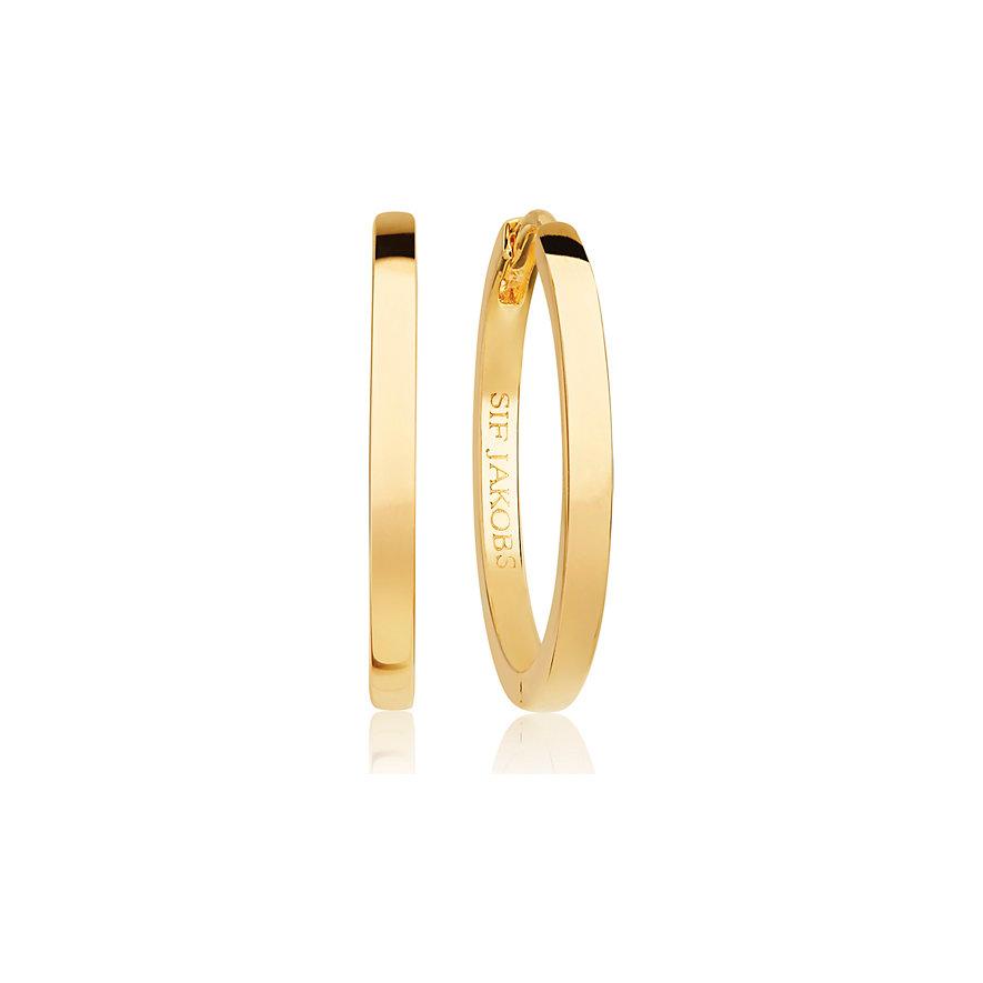 Sif Jakobs Jewellery Creolen SJ-E22030-SG