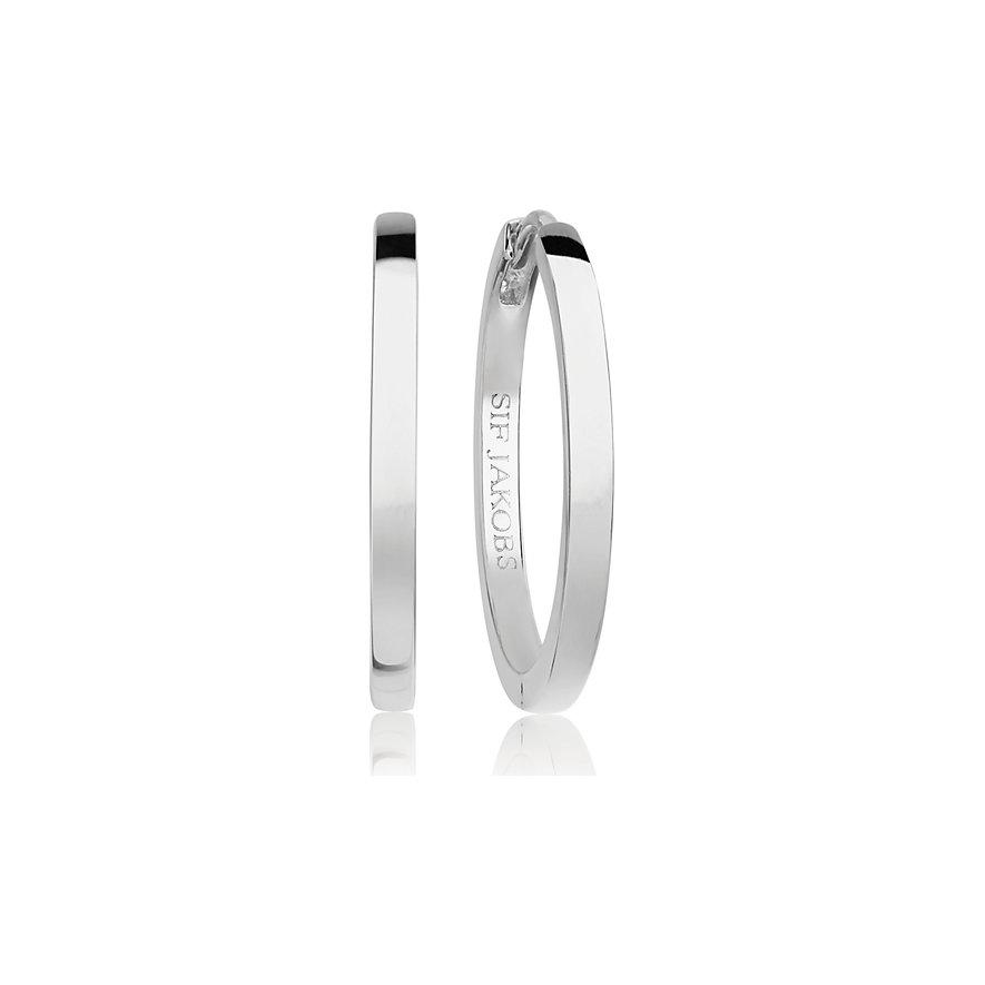 Sif Jakobs Jewellery Creolen SJ-E22030-SS