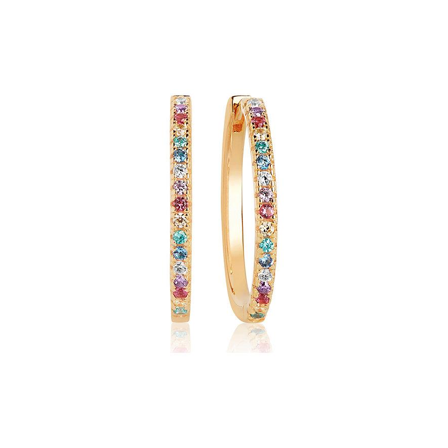 Sif Jakobs Jewellery Creolen SJ-E22030-XCZ-SG