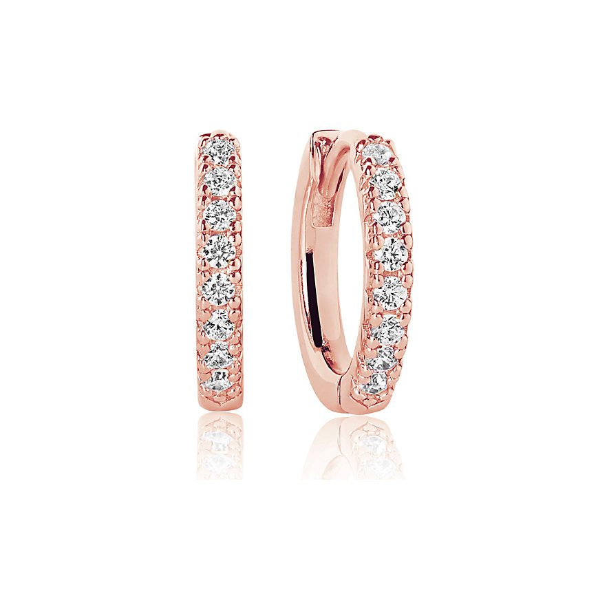 Sif Jakobs Jewellery Creolen SJ-E2859-CZ-RG