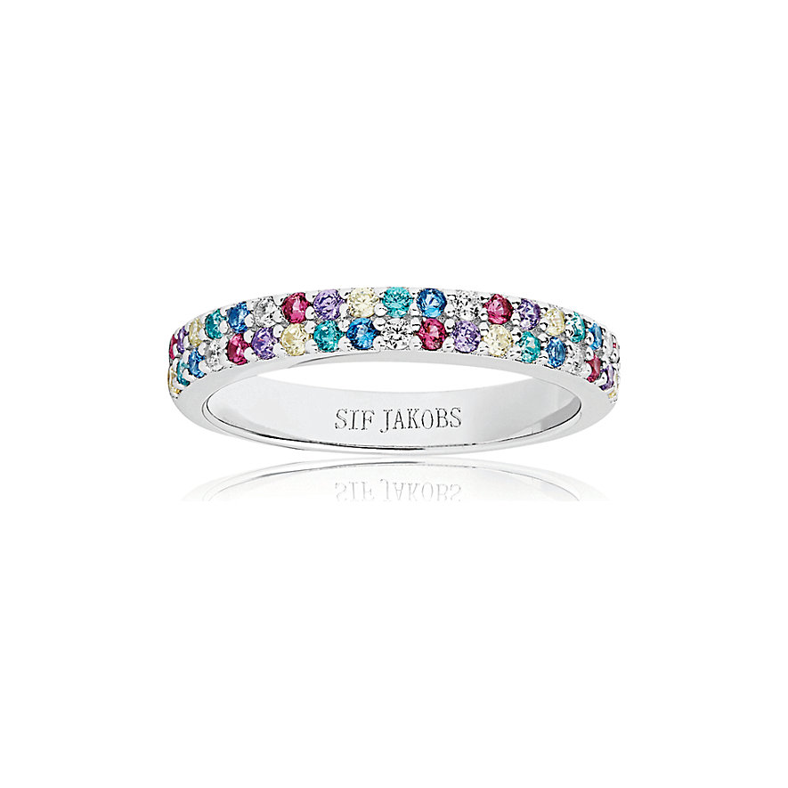 Sif Jakobs Jewellery Damenring Corte Due SJ-R10762-XCZ