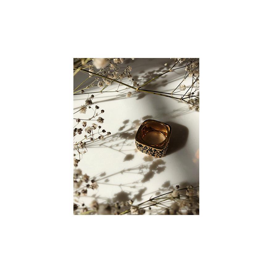 Sif Jakobs Jewellery Damenring SJ-R1060-BK-YG-52