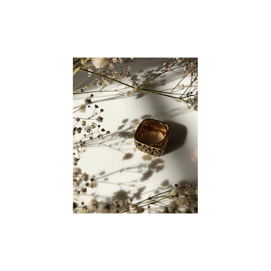 Sif Jakobs Jewellery Damenring SJ-R1060-BK-YG-60