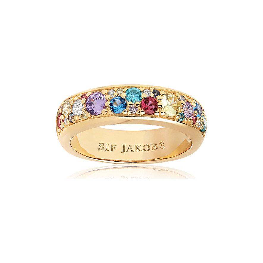 Sif Jakobs Jewellery Damenring SJ-R1062-XCZ-YG-54