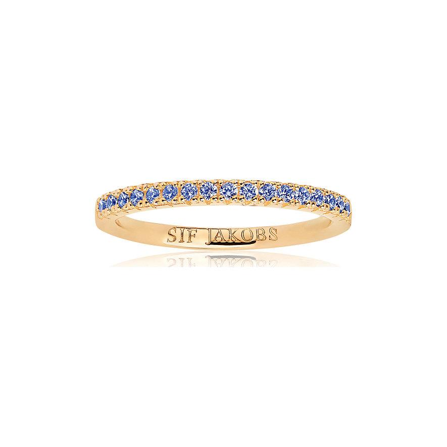Sif Jakobs Jewellery Damenring SJ-R2869-BLN-YG-56