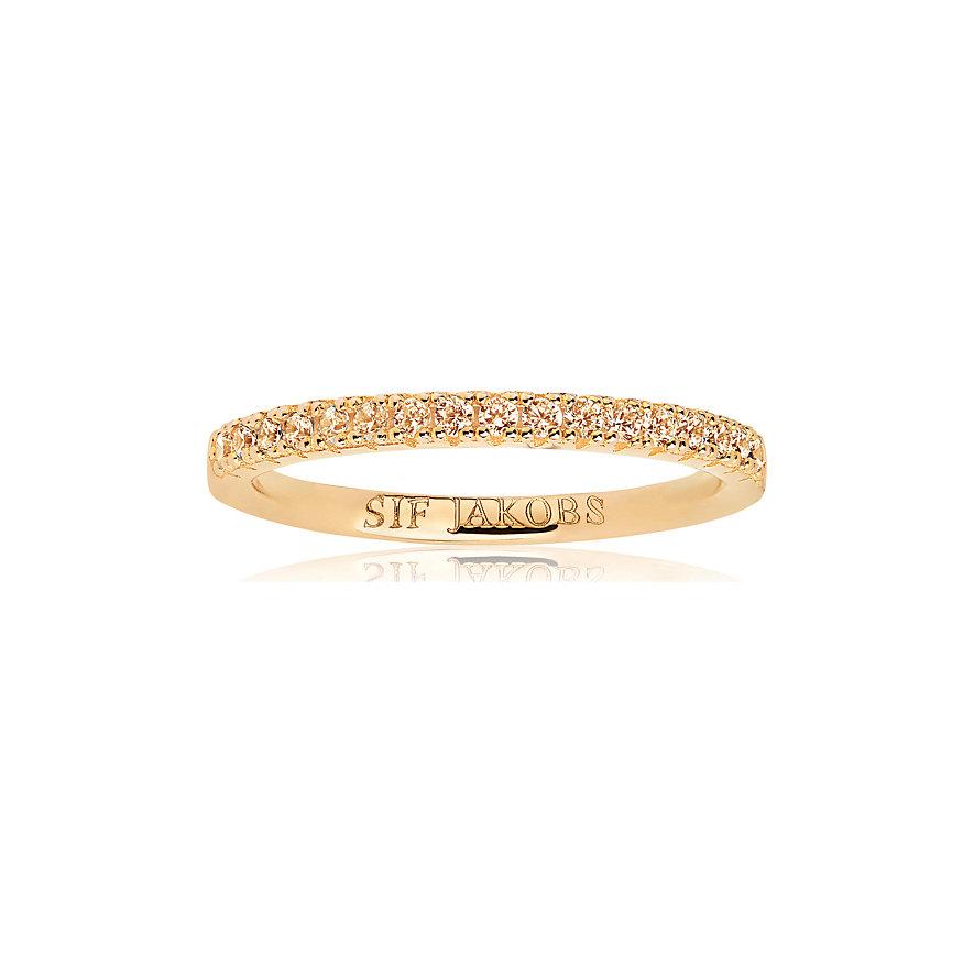 Sif Jakobs Jewellery Damenring SJ-R2869-YEL-YG-52