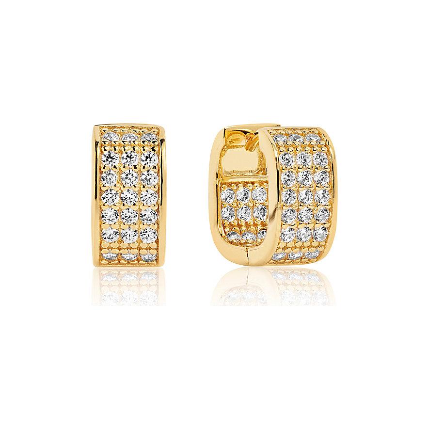 Sif Jakobs Jewellery Ohrhänger Matera SJ-E1063-CZ-YG