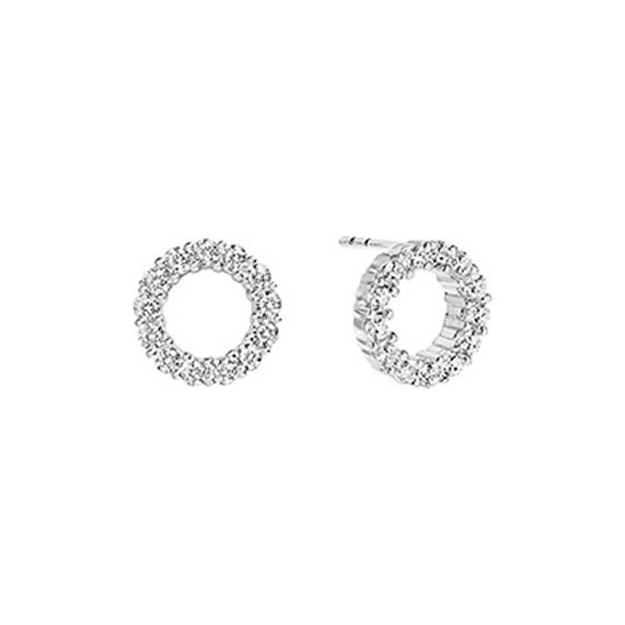 Sif Jakobs Jewellery Ohrstecker Biella Uno Piccolo SJ-E337-CZ