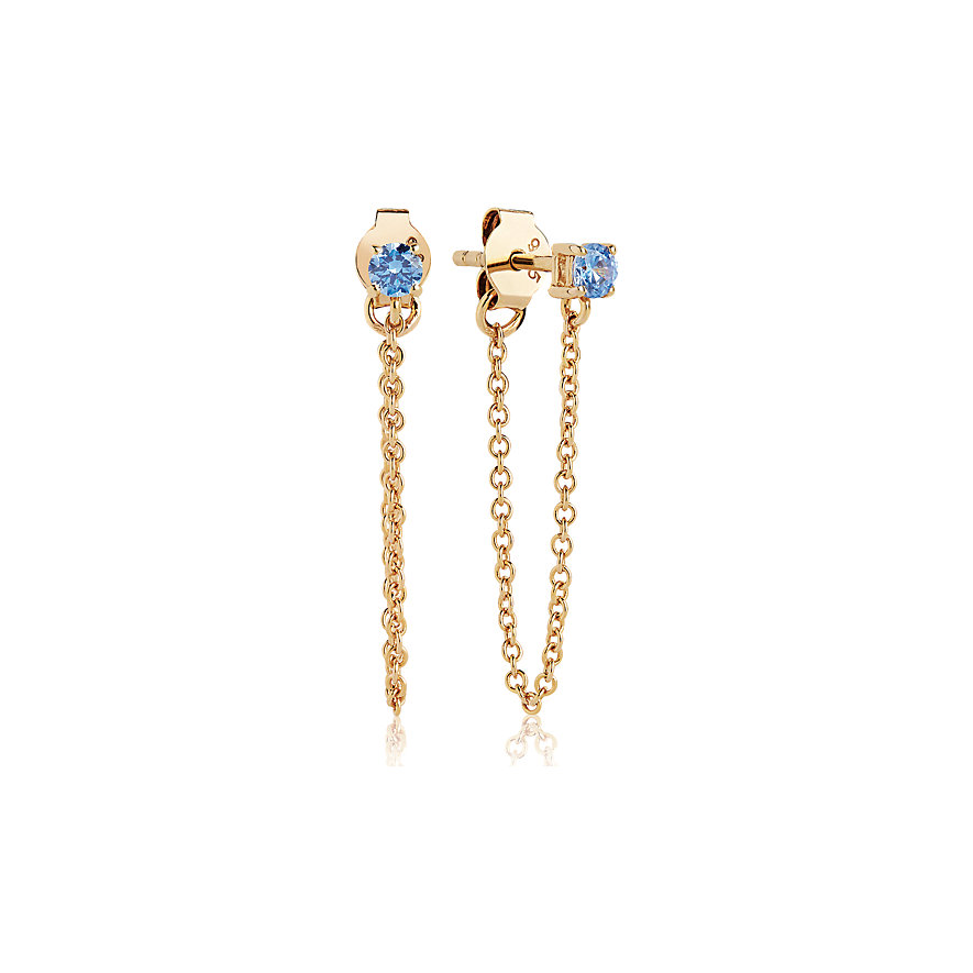 Sif Jakobs Jewellery Ohrstecker SJ-E1071-BLN-YG