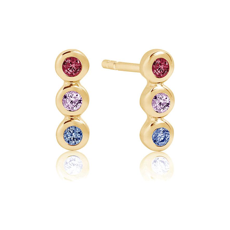 Sif Jakobs Jewellery Ohrstecker SJ-E2640-XCZ-YG
