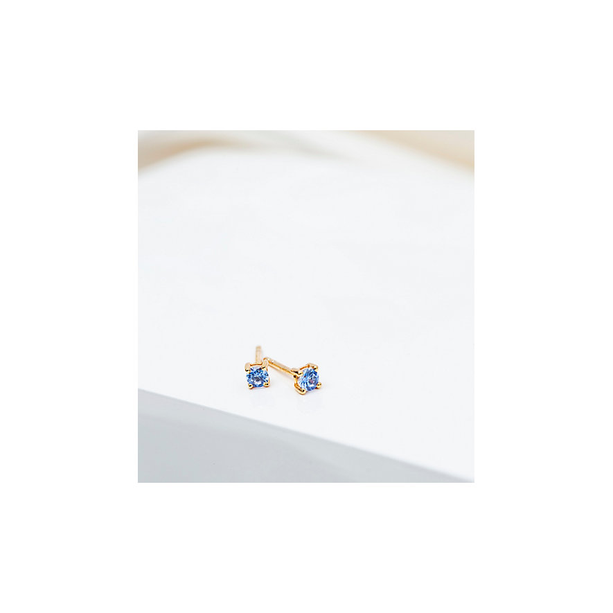 Sif Jakobs Jewellery Ohrstecker SJ-E3MMRD-BLN-YG
