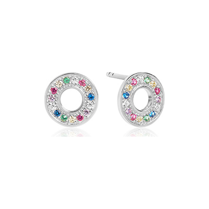 Sif Jakobs Jewellery Ohrstecker Valiano SJ-E1048-XCZ