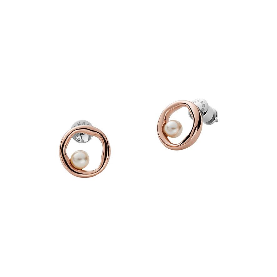 Skagen Boucles d'oreilles à fermoir à poussette SKJ1438791