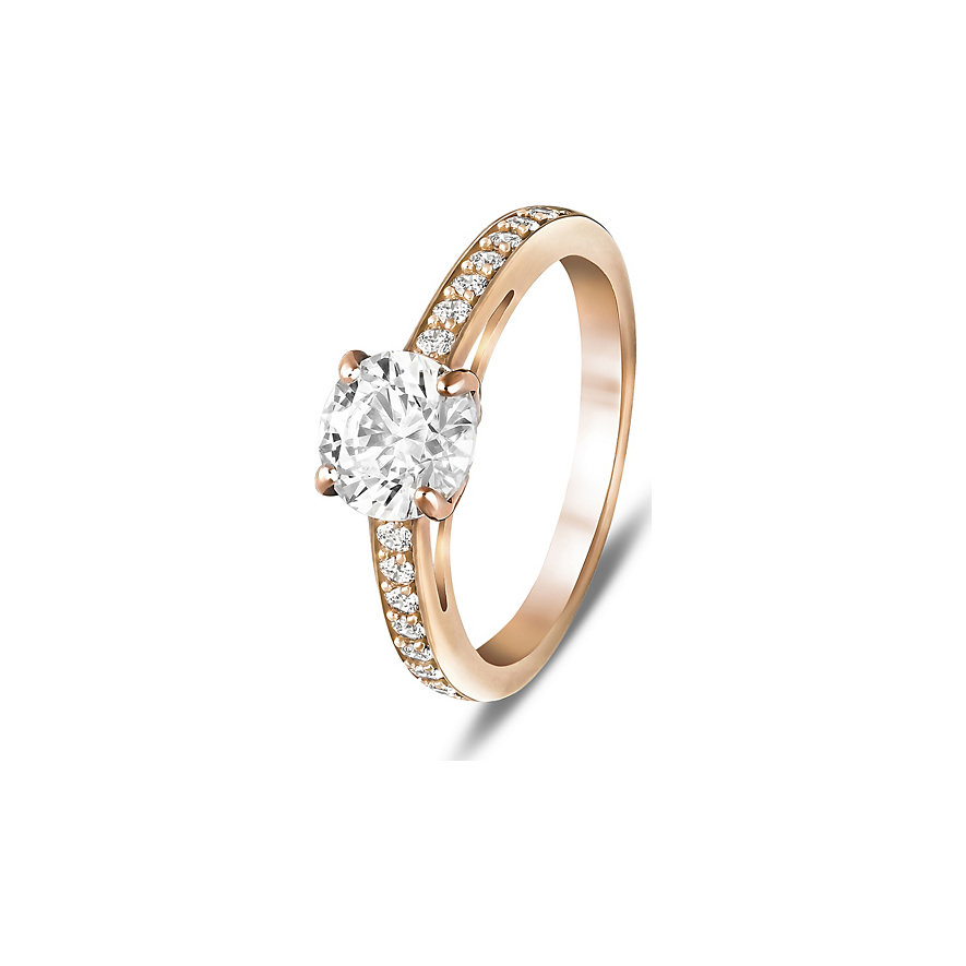 Swarovski Damenring Attract 5184204