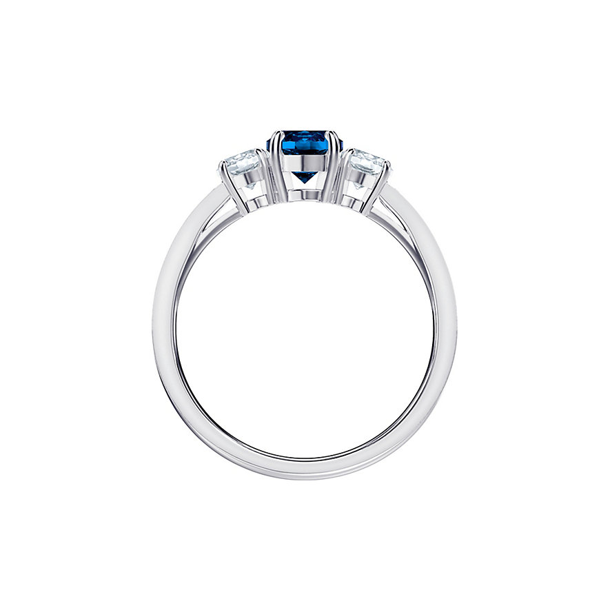 Swarovski Damenring Attract Trilogy 5448879