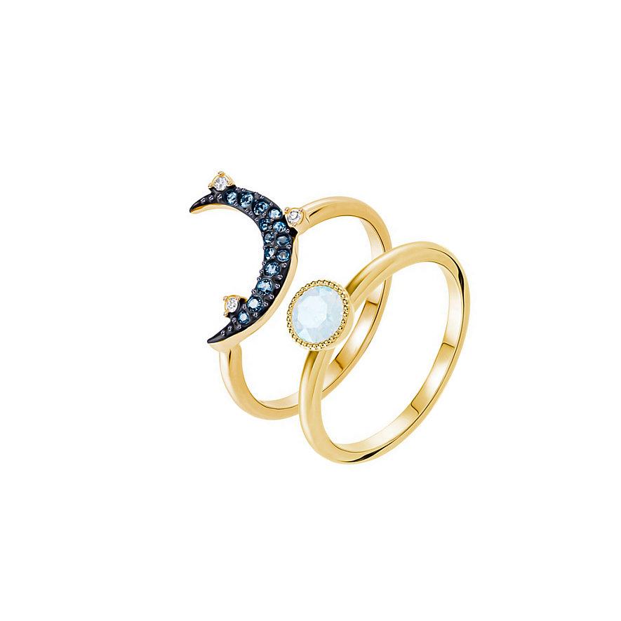 Swarovski Damenring Duo Ring Moon Mont 5448888
