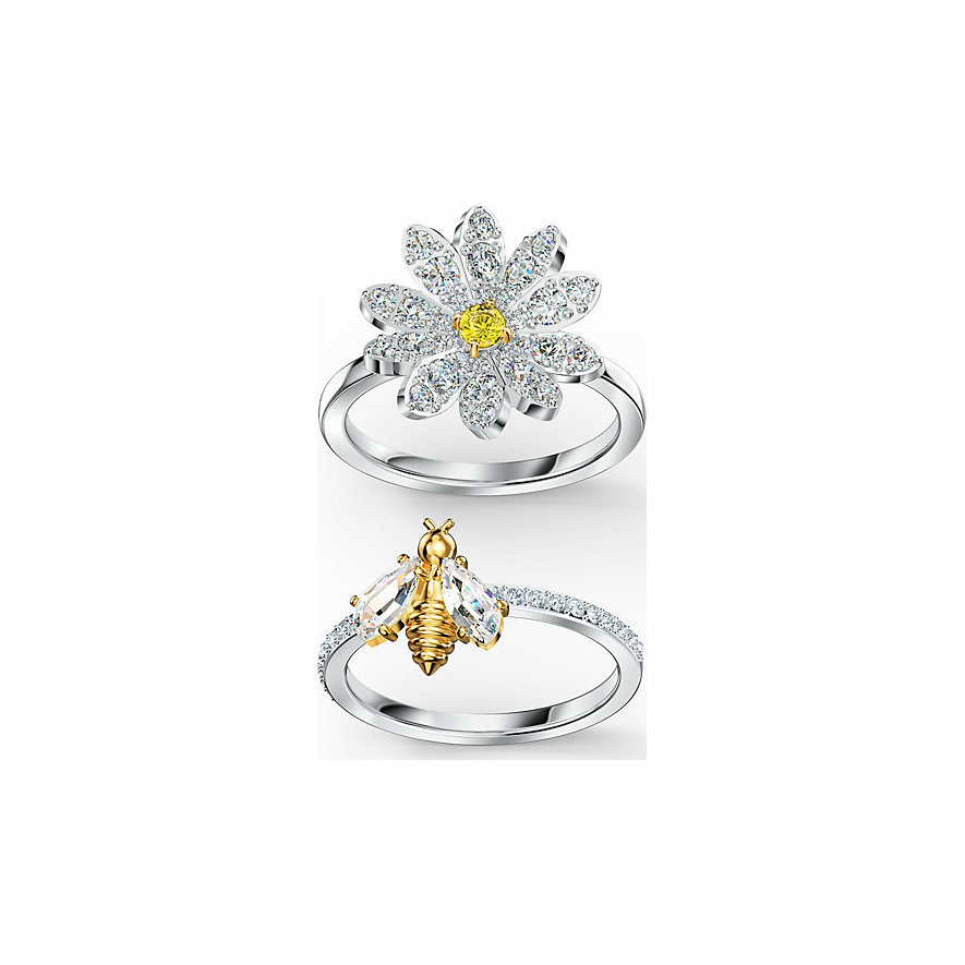 Swarovski Damenring Eternal Flower 5520366