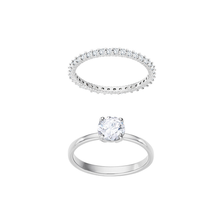 Swarovski Damenring I Do 5412069
