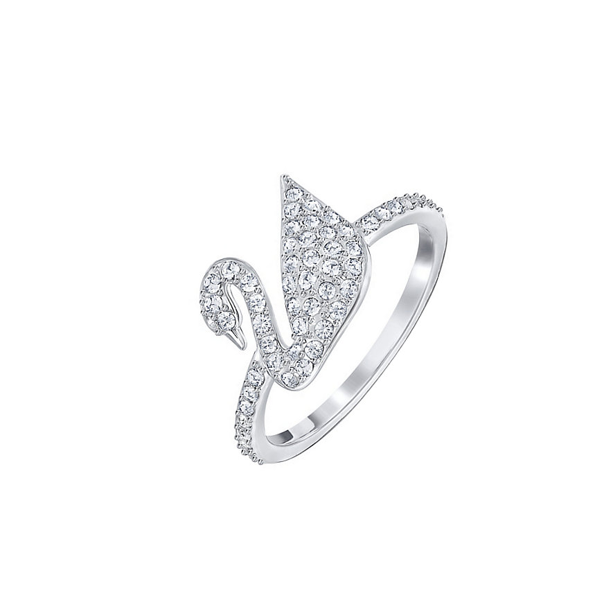 Swarovski Damenring Iconic Swan 5250744