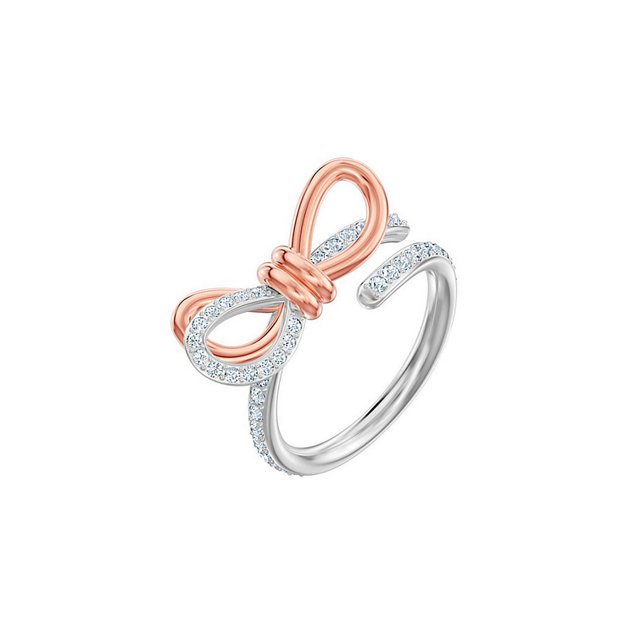 Swarovski Damenring Lifelong Bow 5474928